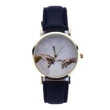 relogio 2019 Fashion Women Watch Leather dress Ladies Quartz Wristwatch relogio masculino Mens Watch