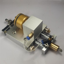 CNC pièces machine de découpe de verre automatique z-axis routeur couteau boîte de coupe Double colonne tête ronde assemblée