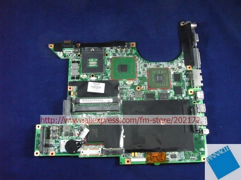 434660-001 Motherboard para HP Pavilion dv9000 SeriesW/upgrade Versão R geforce 7600T chipset nvidia