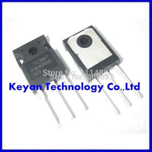 100% nuevo 20 piezas FGH40N60SFD FGH40N60 40N60-247 nuevo original
