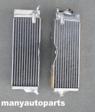 Radiador de alumínio para HONDA CR500 CR500R 500R CR 1985-1988 1986 1987 88 87 86 85