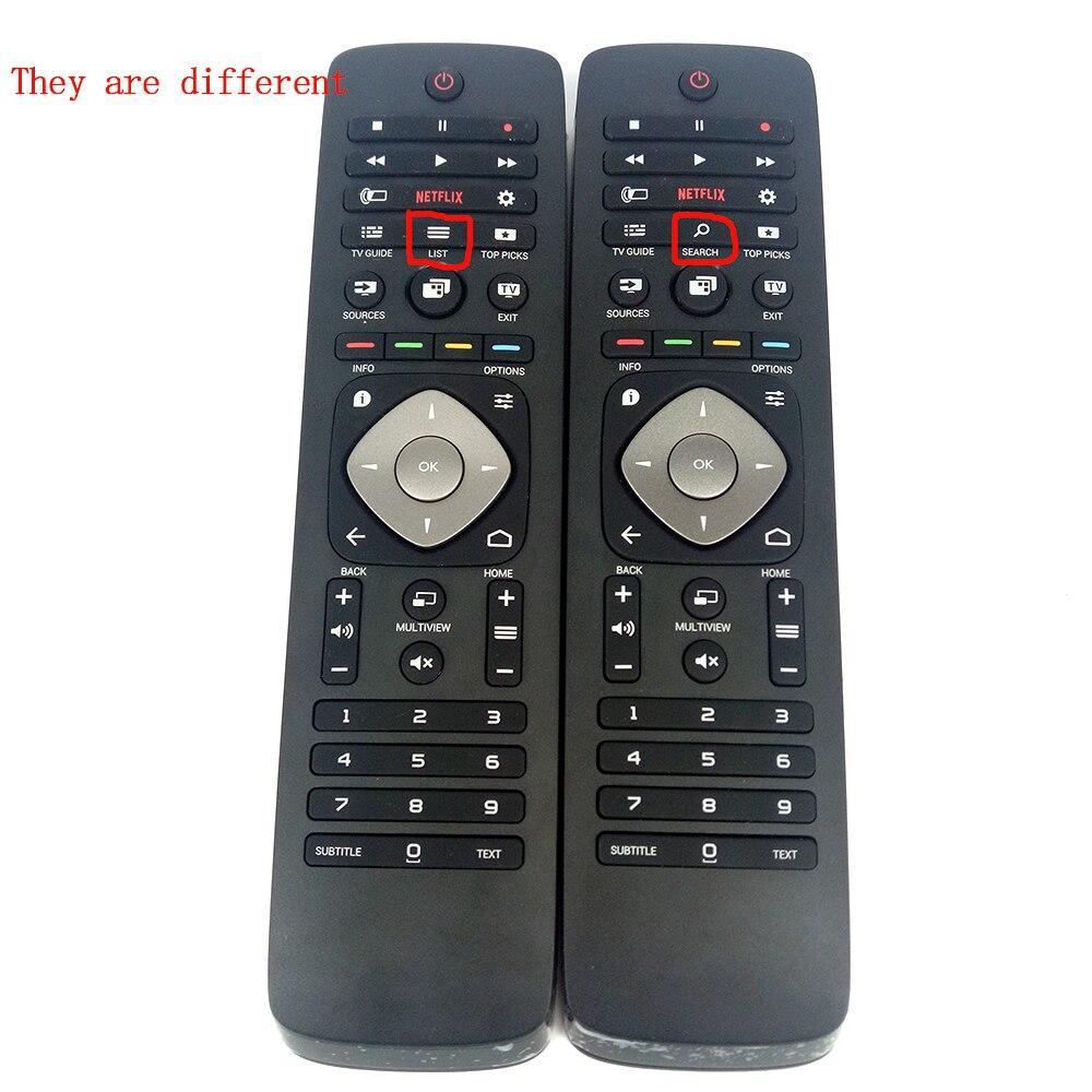 جديد الأصلي 398GF15BEPH10T YKF352-004 ل فيليبس التلفزيون عن بعد التحكم نيتفليكس 398GF10BEPH02T YKF352-B01 ل 55PUS7100 65PUK7120