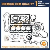 Engine full Gasket kit For Kubota V1505 16285-99352 with Head Gasket 16394-03310