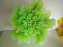 2019   Artificial Flowers peony flower dance flower dance square dance props flower