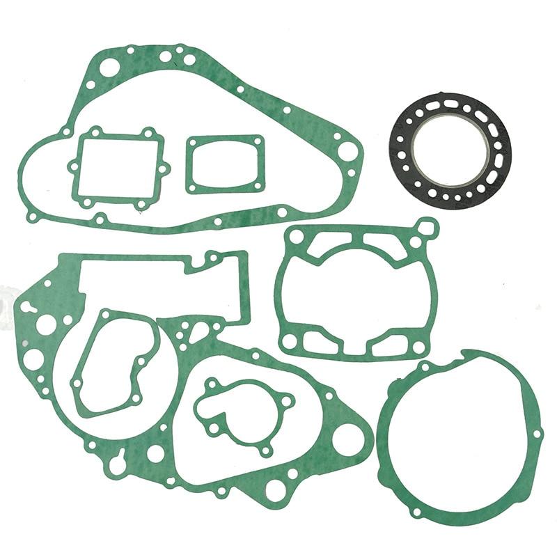 Cárter de motocicleta junta protectora junta de Motor para Suzuki RMX250 1995-1998 LOPOR cilindro de Motor de bicicleta