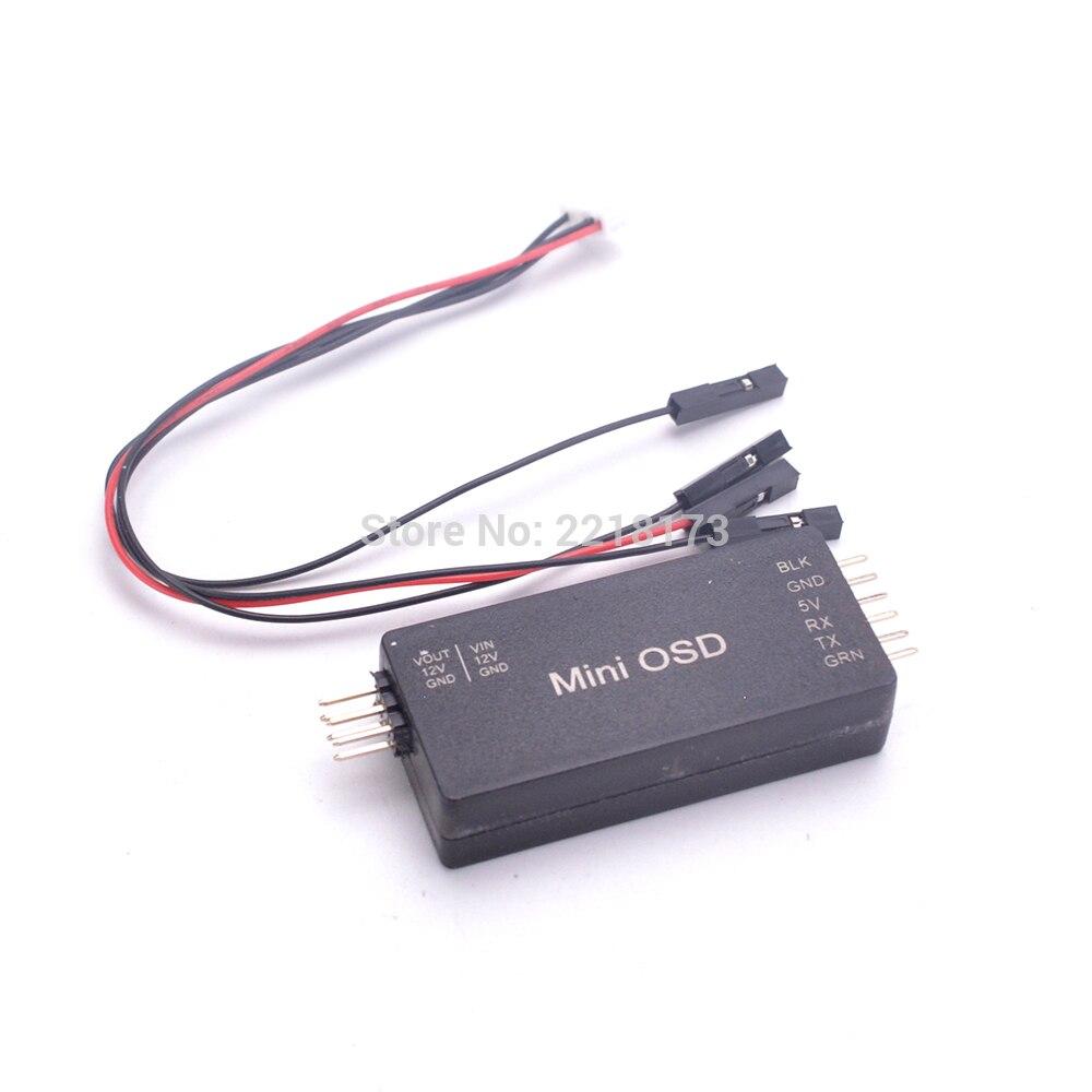 Minim OSD On Screen Display Ardupilot Mega-mini-osd Rev. 1.1 OSD para DIY drones APM2.6 APM2.8 Pixhawk 2.4.8 Para quadcopter