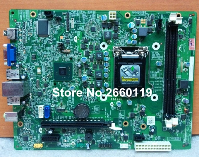 Für 390 SFF F6X5P 0F6X5P CN-0F6X5P system motherboard voll getestet