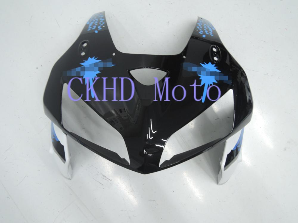Cbr600rrr nueva motocicleta para Honda 2005-2006 CBR 600cr F5 CBR600 05 06 carenado frontal de la nariz carenado de plástico