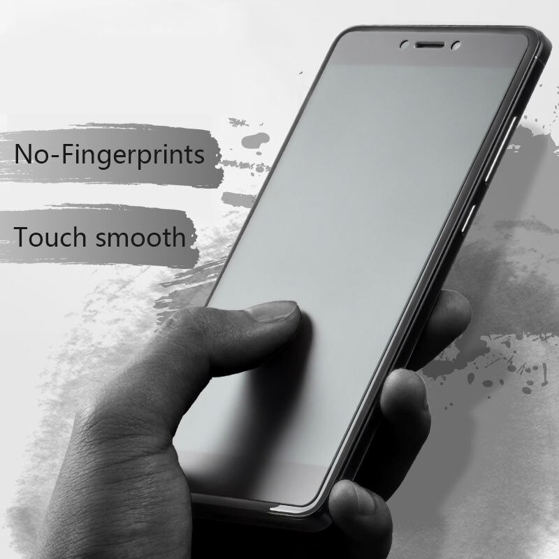 JGKK Матовый для Xiaomi Redmi Note 4X Prime Glass Redmi Note 4 Global Toughened защитный закаленное стекло без отпечатков пальцев
