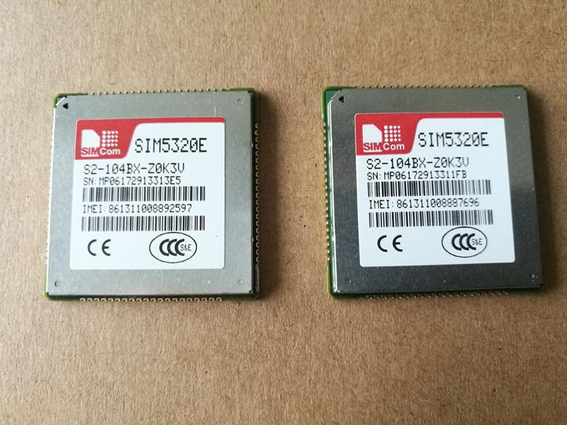 SIM5320E Simcom 3G 100% nuevo y Original distribuidor genuino en stock HSPA +/WCDMA incrustado Módulo de cuatro bandas