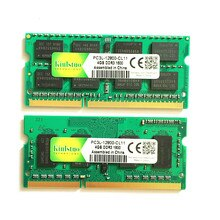 Nuevo ddr3 4GB 1600 MHz PC3L-12800S 2RX8/1RX8 RAMS la memoria del ordenador portátil DDR3 1600 4gb 1,35 v original SoDIMM