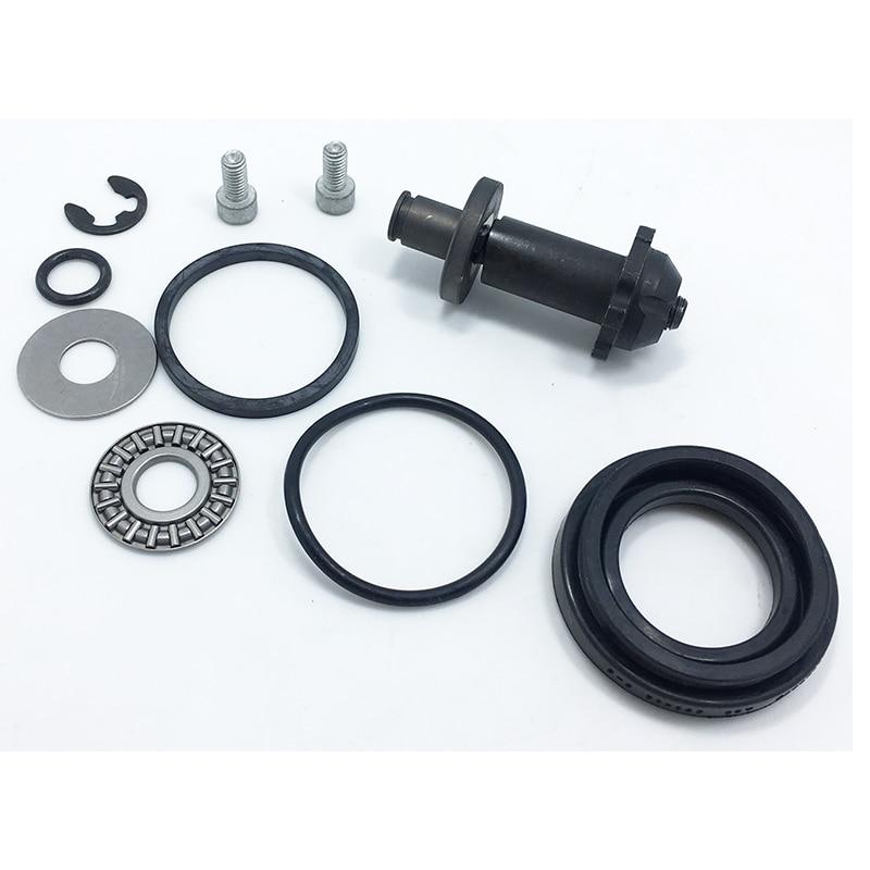 Kit de reparación de pinza de freno de motor trasero de 12 dientes para Passat B6 B7 CC Tiguan Sharan RSQ3 Q5 A4 A5 A6 Seat Alhambra