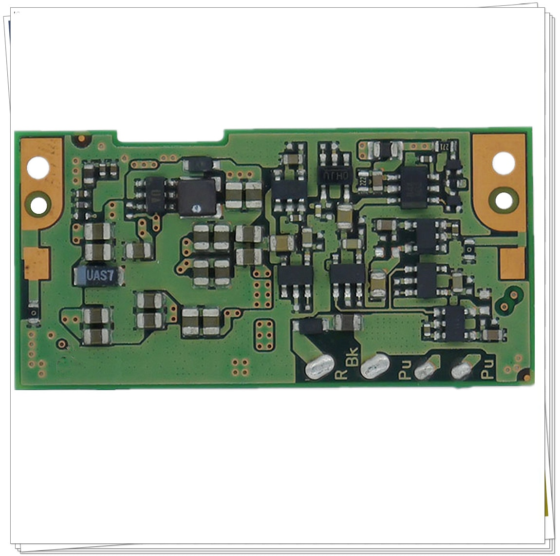 NOVA ORIDINAL CCD/COMS sensor unidade matriz board/PCB peças de reparo para nikon D5100 slr
