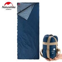 Naturehike في التخييم كيس النوم مغلف نوع خفيفة الربط المحمولة في الهواء الطلق أكياس النوم التخييم المشي ثلاثة الموسم