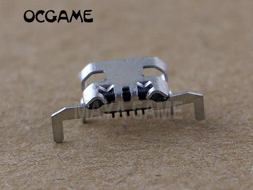 OCGAME 2 unids/lote conector de carga original puerto de carga toma de corriente para Xbox One XboxOne reemplazo del controlador inalámbrico