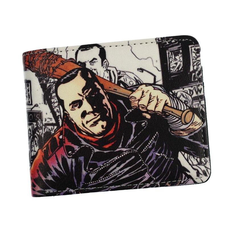 Короткие Бумажники с держателем для карт и отделением для фотографий для мужчин и женщин