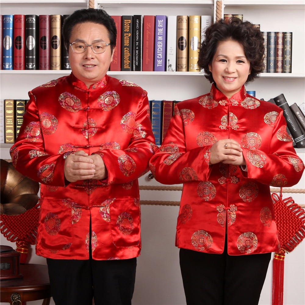 Shanghai Story moda chaqueta de primavera China ropa de mujer abrigo chaqueta mujer ropa de calle traje Tang Talla M L XL XXL XXXL