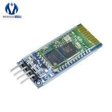 Arduino rs232 슬레이브 모듈 용 bluetooth ble HC-06 백플레인 보드 hc06 무선이있는 4 핀 rf 트랜시버