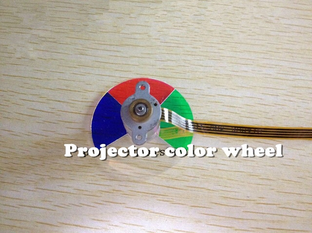 Marca nova roda de cor do projetor para mitsubishi sd430u xd430u projetor