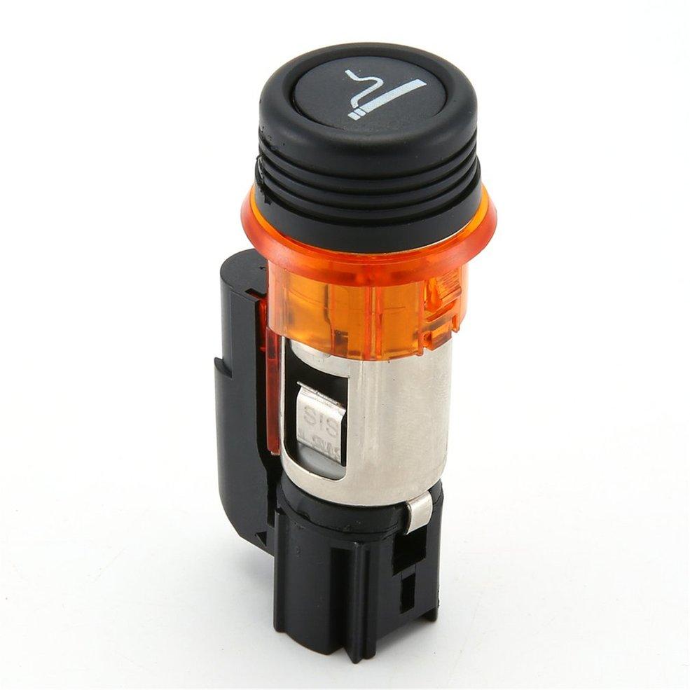 AliExpress - Universal 12V Car Cigarette Lighter Housing Cig Socket For Peugeot CC SW 206 308 406 607 1007