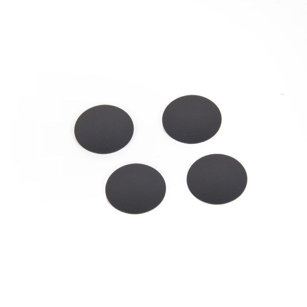"""4 unids/set parte inferior de goma funda pie pies Kit pies almohadilla pieza de reparación para Apple MacBook Pro 13 """"A1278 15"""" A1286 17 """"A1297"""