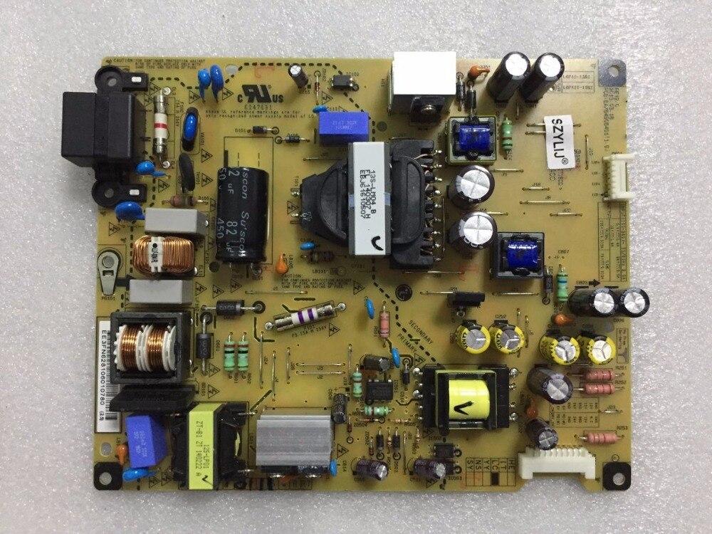 SZYLIJ 1pcs/lot NEW 42LA6200 42LN6150-CU power board LGP42-13R2 EAX64905401(1.6) REV2.0 spot