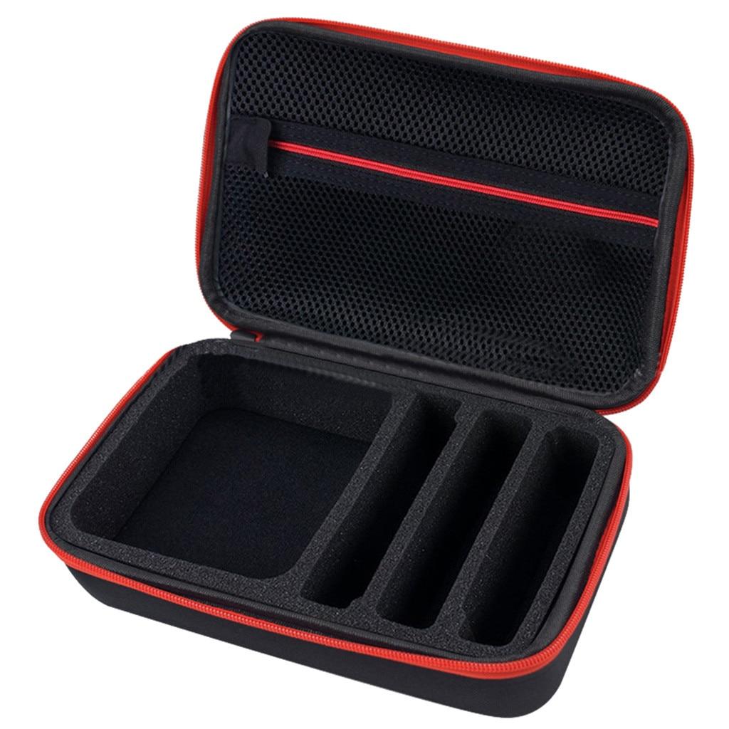 Portátil Bolsa de almacenamiento EVA casos de la cubierta para Nintend interruptor Mini consola SFC un caso protector para Nintendo interruptor juego 605 #2