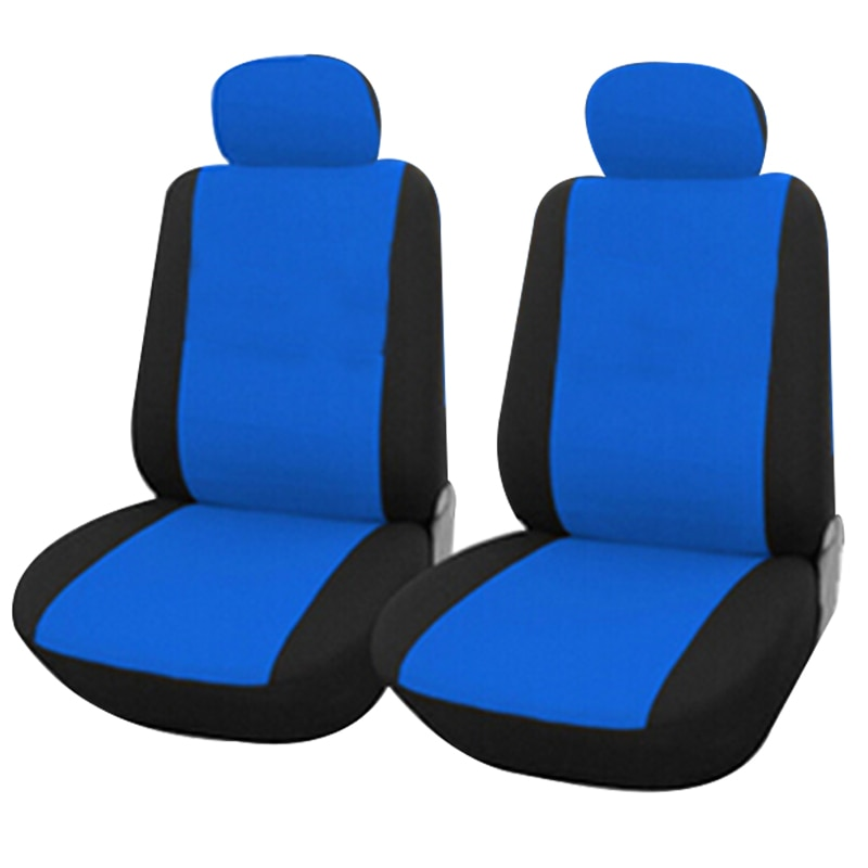 Breathable car front seat covers For MG Suzuki Leon Lexus Infiniti Porsche Geely Audi ZOTYE Isuzu etc. all car model accessories