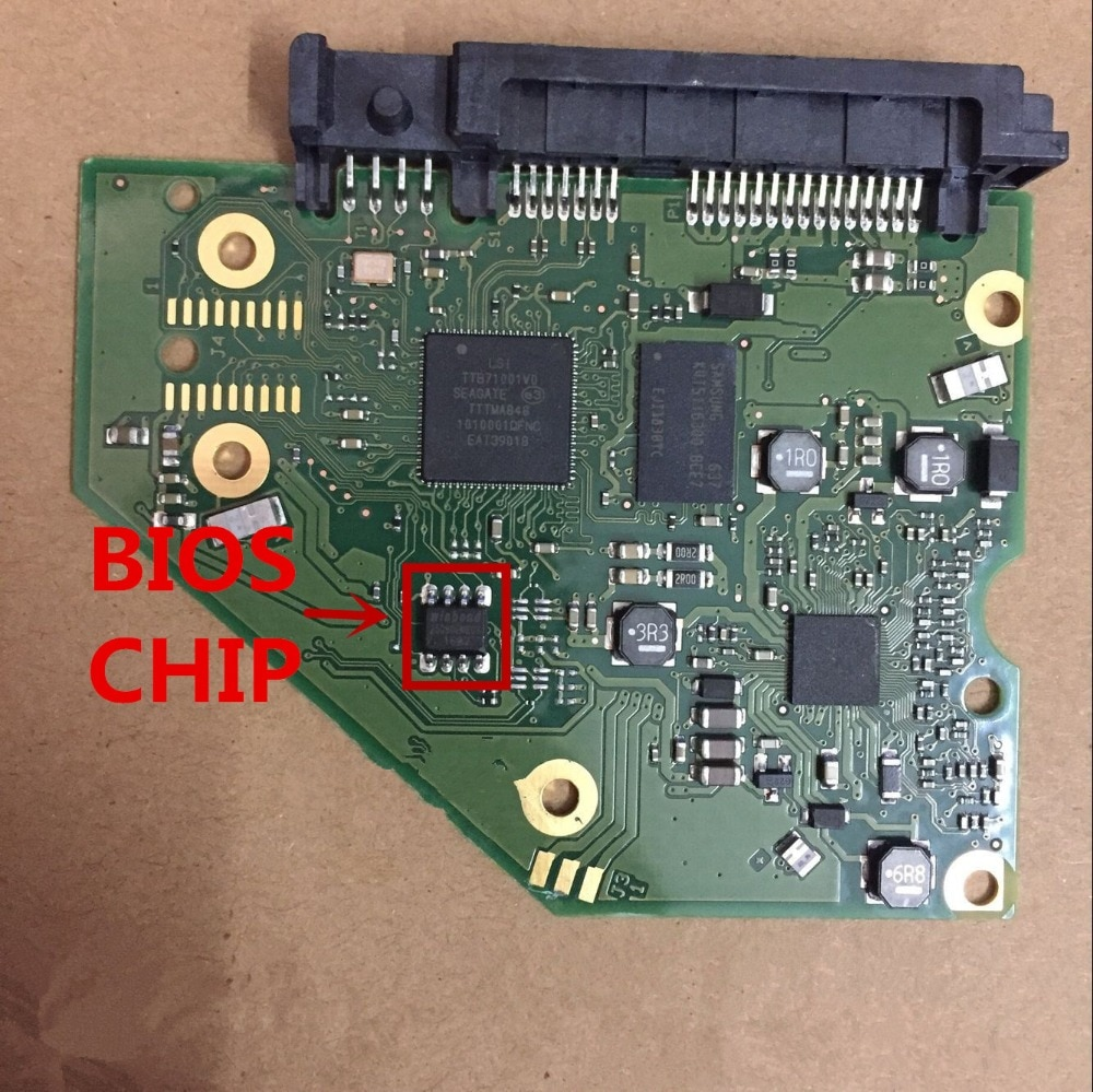 Seagate Hard Disk Circuit Board 100788341 Rev C St4000dm005 St4000vx000 7093 B 8340 G Board Board Board Pcb Aliexpress