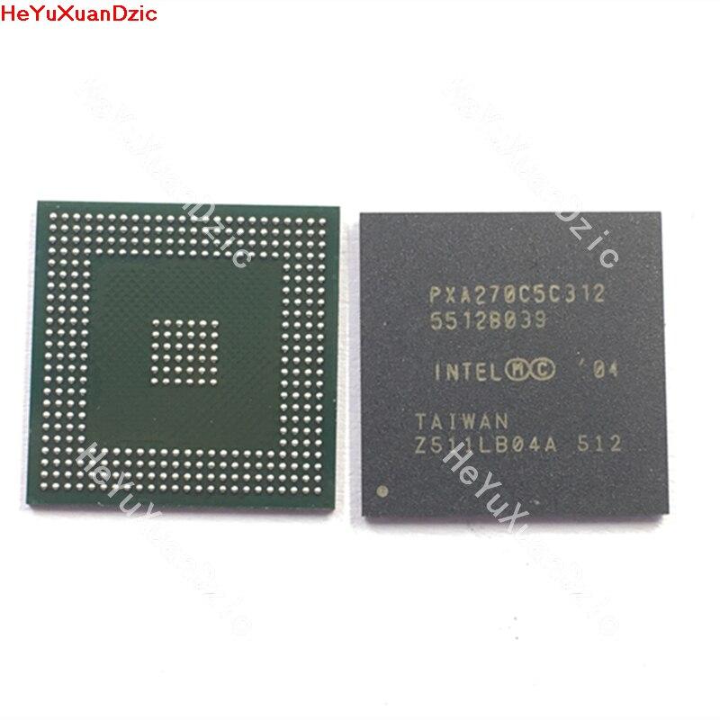 PXA270C5C312 procesador de alto rendimiento LCD/controlador de memoria BGA PBGA356 nuevo producto Original