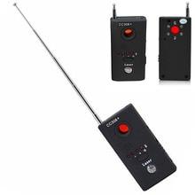 Nieuwe Draadloze Radio Wave Signaal Rf Camera Gsm Apparaat Audio Bug Finder Gps Signaal Laser Lens Rf Tracker Anti Spy detector Gdeals