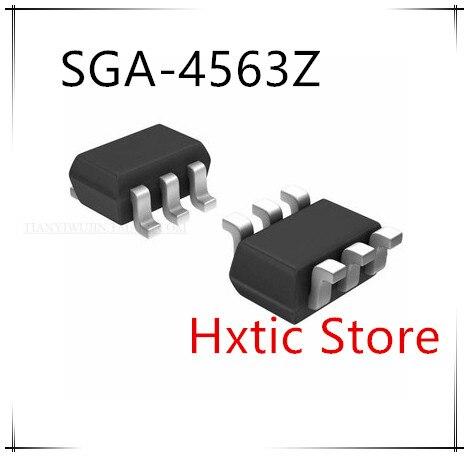 10 PCS SGA-4563Z SGA-4563 SGA4563Z SGA4563Z MARCAÇÃO A45Z 45Z SOT-363 IC