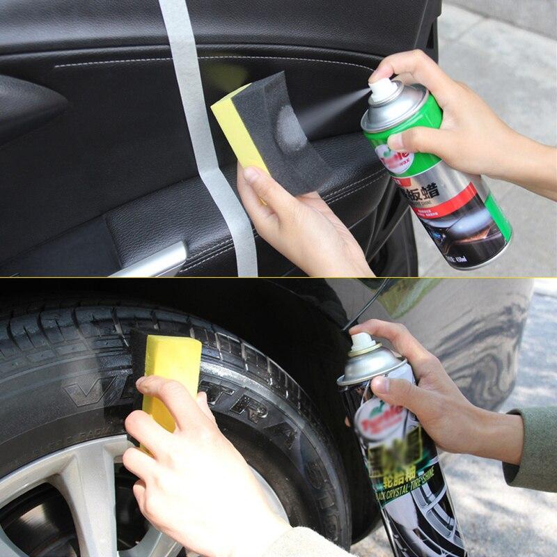 Accesorios de esponja de limpieza de coche para toyota auris reno megane 2 focus kia sportage 3 grand vitara kia rio 2018