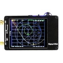 Analizador de red vectorial 50 KHz-900 MHz pantalla LCD Digital MF HF VHF UHF antena Analizador de potencia USB de onda de pie
