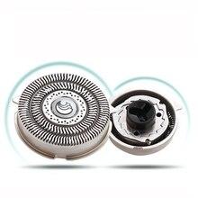 3 шт. бритвенные головки для бритвы, сменные лезвия для Philips Norelco HQ9 HQ8240