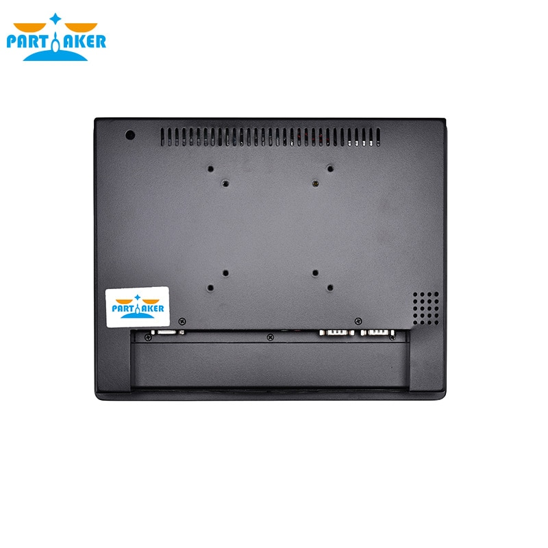 Z7 12.1 Inch All in One Computer Industrial Panel PC with 4 Wires Resistive Touch Screen Intel Core i7 4510U 4G RAM 64G SSD enlarge