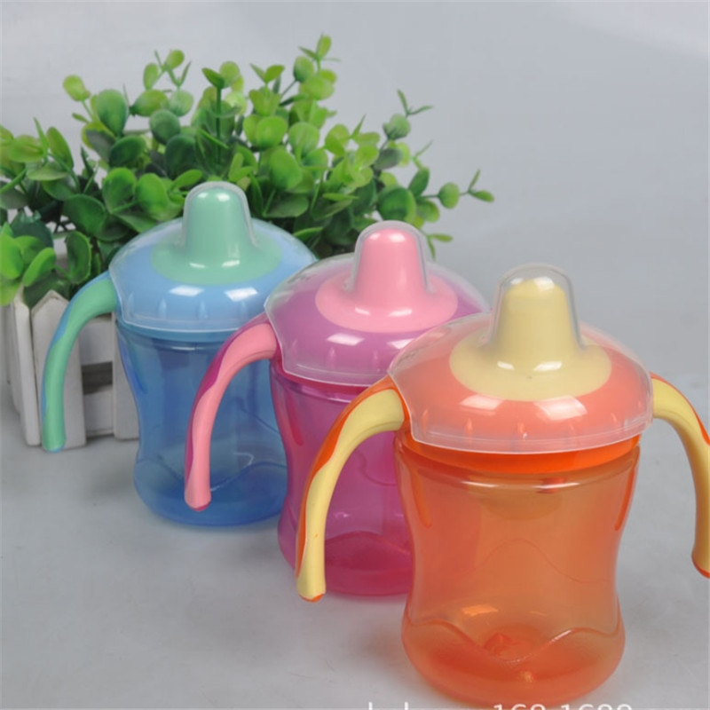 New Soft Mouth Duckbill Sippy Infant Training Baby Feeding Bottles Cups for Babies Brand Baby Feeding Bottle Kids Water Bottle cups stor 82306 mug drinkware water bottle kids feeding bottles for baby