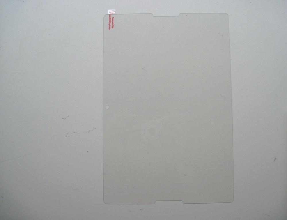 Película de vidrio templado 9H para Lenovo A7600 A10-70 Protector de pantalla de tableta de 10 pulgadas + toallitas de limpieza sin venta al minorista número de seguimiento de la Caja