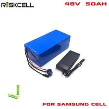 Batterie au lithium 48 volts 2000w li-ion 48v 50ah longue durée de vie pour système solaire et UPS pour cellule Samsung