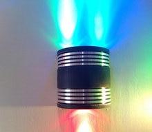 3w wall Led Lamps New Design Lights Spot 4pcs/lot Wall Lamp Light With High Lumen Lights,free Shipping