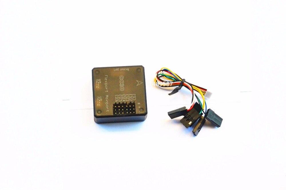 Высококачественный черный/желтый CC3D Openpilot Контроллер полета с открытым исходным кодом, 32 битный процессор для квадрокоптера flight controller cc3d openpilotopen source   АлиЭкспресс
