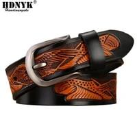 2021 hot classical designer belt for men famous luxury men belts male waist strap genuine leather eagle belt
