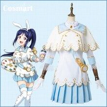 [Anpassen] Anime Liebe live Sonnenschein! Aqours figur Matsuura Kanan Unglaubliche Land Maid Kleid Cosplay kostüme für frauen NEUE