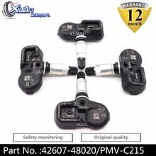 XUAN 42607-48020 TPMS Tire Pressure Monitor Sensor For Toyota Camry C-HR Land Cruiser 200 Prado 2015