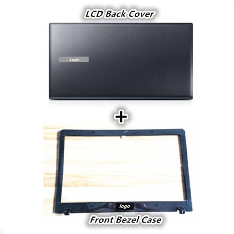 LCD de ordenador portátil CUBIERTA Cubierta superior bisel frontal funda para Samsung NP270E5G NP270E5E NP270E5J NP300E5E NP300E5V NP275E5J NP275E5V E5R