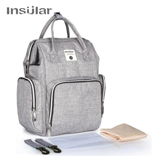 2018 многофункциональная сумка для подгузников для мам, рюкзак, сумка для подгузников, сумка для кормления, сумка для ухода за ребенком, сумка для мам и колясок
