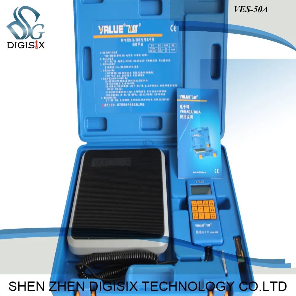 Balance électronique VES-50A de précision pour réfrigérateur, nouveau, livraison gratuite