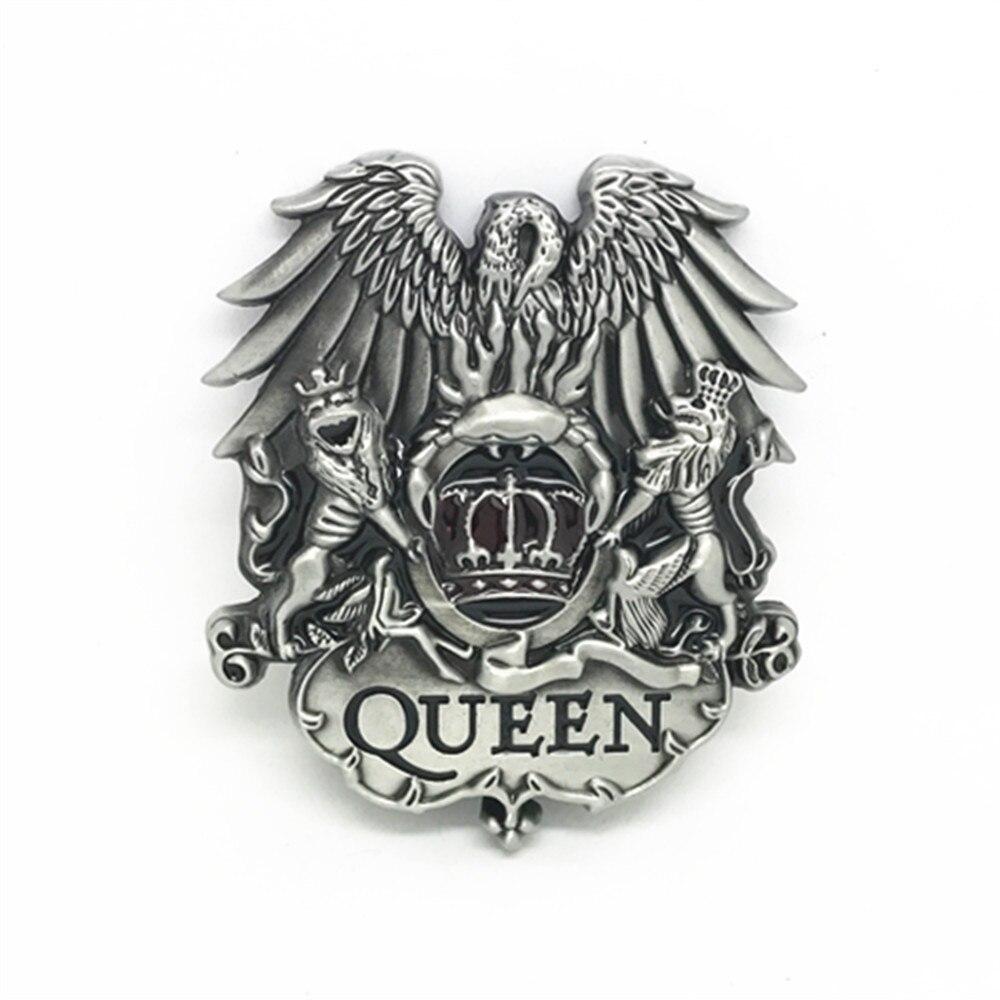 Металлический ремень GuXi ecru agio для мужчин, с пряжкой в виде орла и Льва, 4,0 см