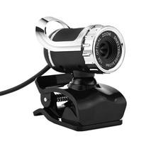 Высокое качество 360 градусов USB 12 м HD веб-камера Веб-камера клип-на цифровая видеокамера с микрофоном Микрофон для ноутбука ПК компьютера L0311