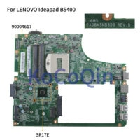KoCoQin האם מחשב נייד עבור LENOVO Ideapad B5400 M5400 Mainboard DA0BM5MB8D0 90004617 SR17E